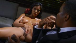 Azgın Zenci Çiftin Sex Fantazileri