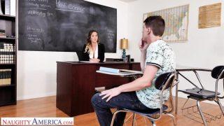 Öğretmenine Sakan Öğrenci