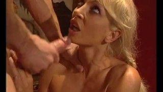 Emekli Pornocu Yarrak Yemeye Doyamıyor